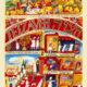Parasha Tetzaveh Tezaveh – Parashot Tetzaveh - THIS WEEK'S Parasha n.21 Jewish Art - The Studio in Venice by Michal Meron – The Illustrated Torah Scroll